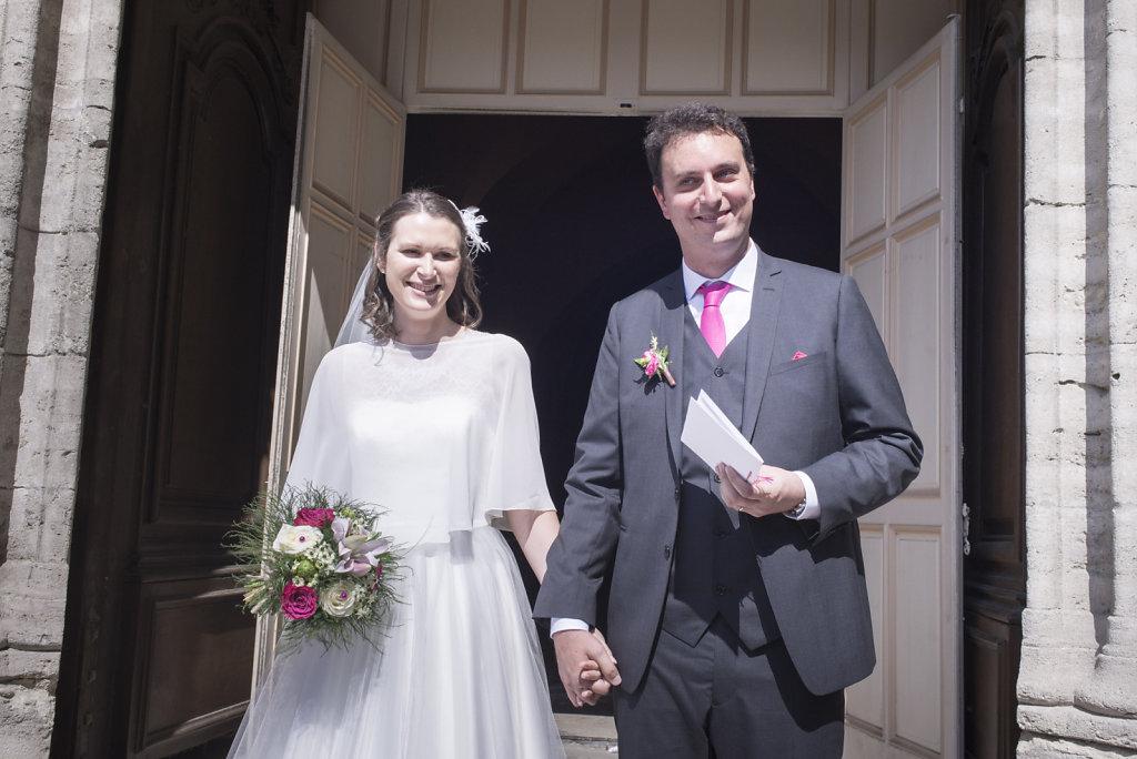 Mariage d'Isabelle & Raphael