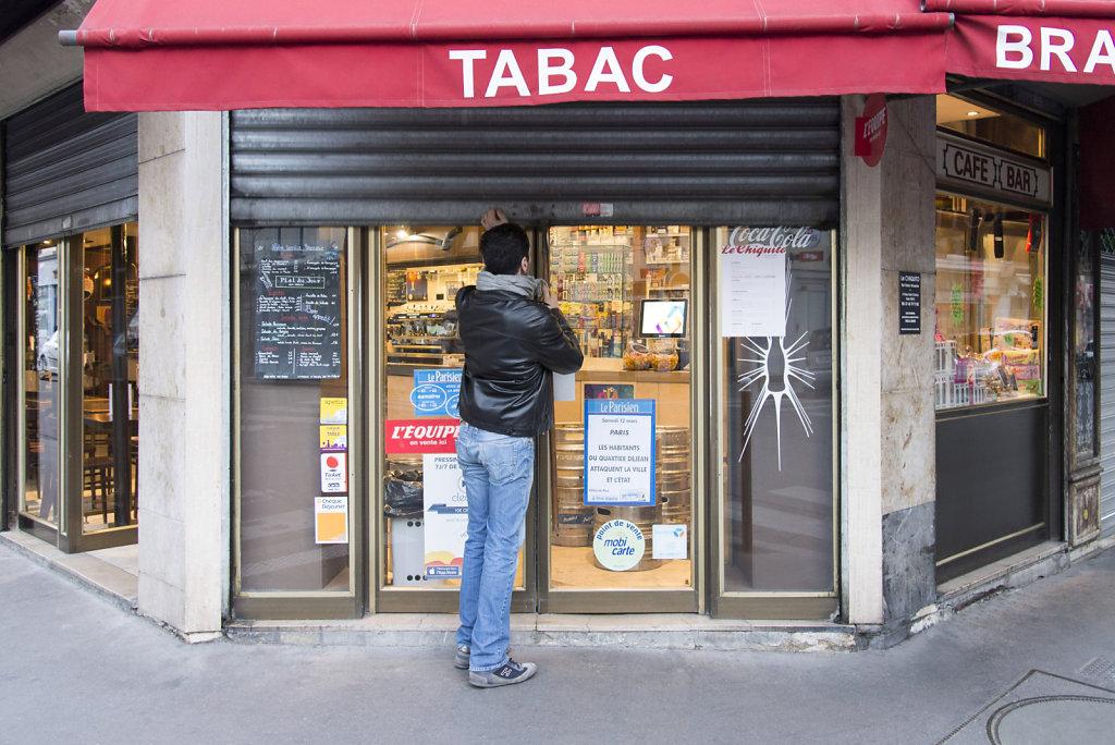 BARS-TABACS